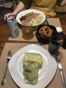 diner bij Bioloco