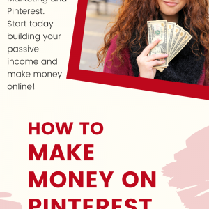 Make Money on Pinterest course