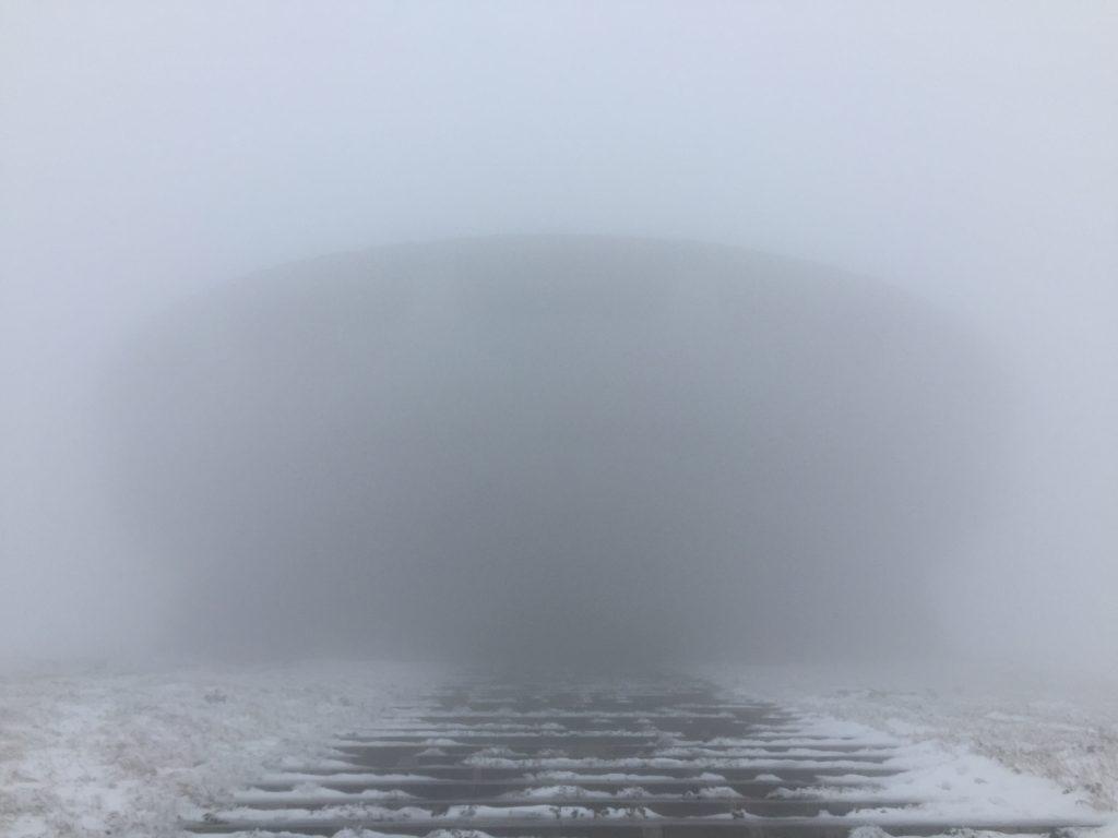 Buzludza is de sneeuwstorm