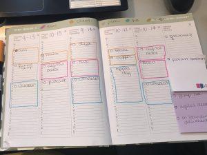Mijn planning